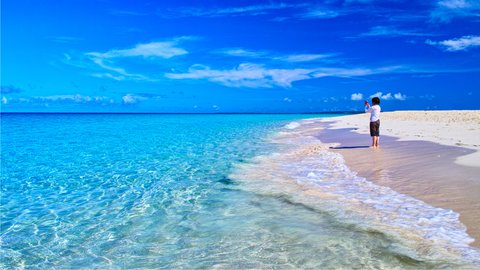 奇跡のビーチはここ! 夏に行きたい国内絶景ビーチランキングTOP10