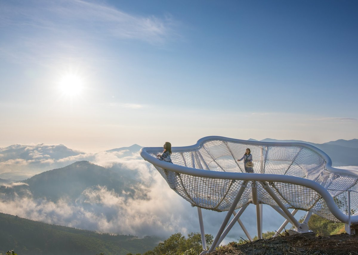 天国に思える絶景。北海道トマムで出会える奇跡の「雲海」