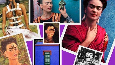 青い家が育てた美の色彩。フリーダ・カーロ激動の人生を知る博物館