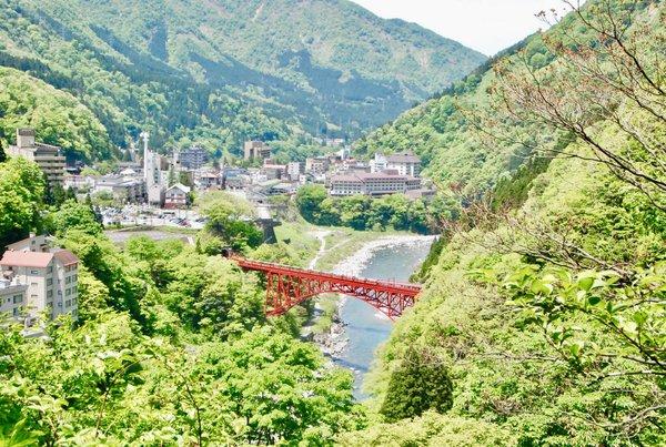 宇奈月 温泉 トロッコ 列車