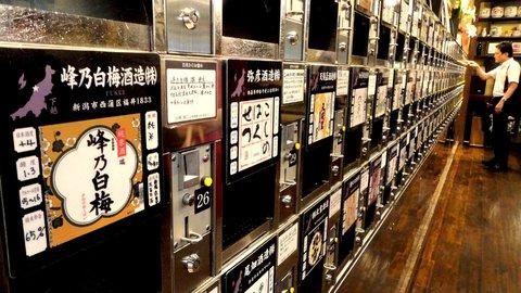 ワンコインで楽しめる。日本酒好きの聖地、新潟「ぽんしゅ館」がアツい