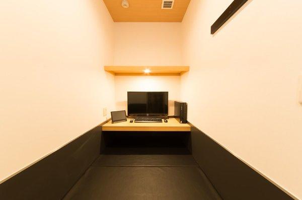 完全 個室 ネカフェ