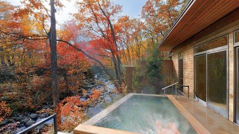 第三の家。蔵王の森がつくる美と健康の温泉宿「ゆと森倶楽部」
