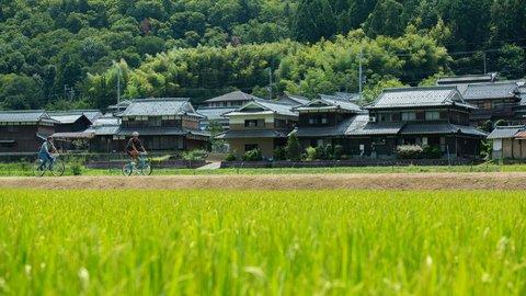 ニッポンの古民家を守りたい。京へ向かう宿場町「福住」が始めたイマドキな再生事業