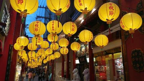 長崎にもあるランタンフェスティバル。今も残る中国文化を辿ってみた