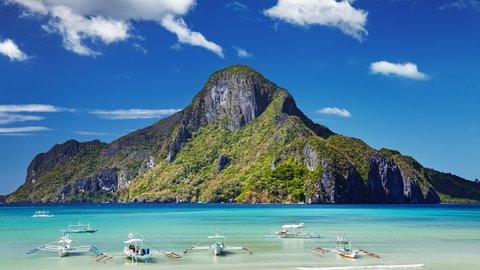 神様が創った最後の楽園。自然豊かな美しき秘境、フィリピン「EL NIDO」