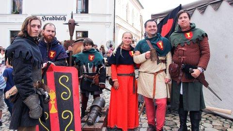 中世ヨーロッパが現代に蘇る。歴史好き必見の「ターボル歴史祭り」