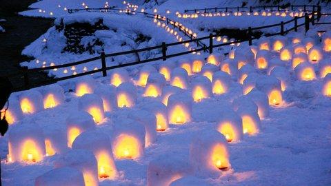 福島「大内宿雪まつり」と栃木「湯西川かまくら祭」を一度に楽しむ方法