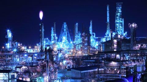 見るならいまがベスト。幻想的な美しさ「日本五大工場夜景」
