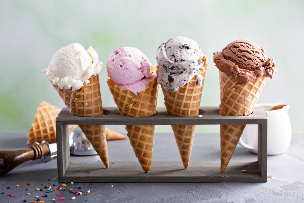 Q5:アイスが美味しい季節は?