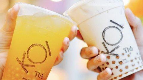 台湾好きなら知っている。シェアNo.1のお茶専門店「KOI The」が東京初出店