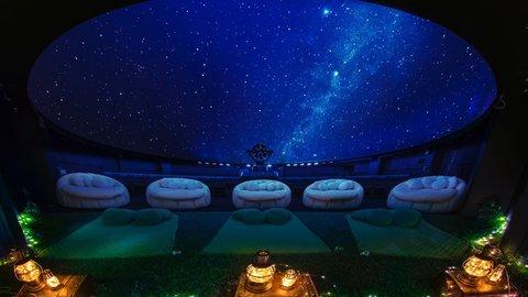 """美しい星空を演出する名曲の数々。プラネタリウム""""満天""""冬の新上映作品決定"""