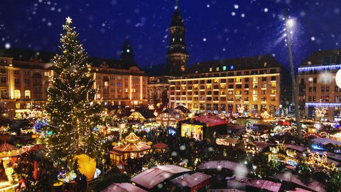 ヨーロッパのクリスマスを日本で体験。都内近郊の三大「クリスマスマーケット」