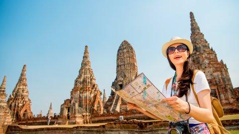理想の国はヨーロッパ、現実はアジア。around20女性の海外旅行の実態