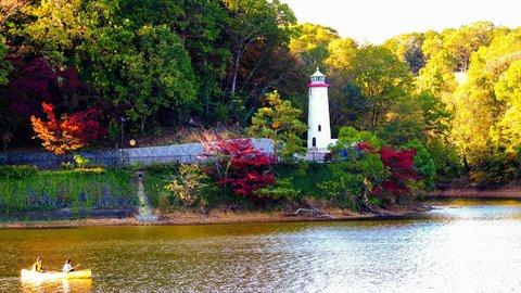 ムーミン谷化が進行中。埼玉県の湖畔に広がる「メッツァビレッジ」