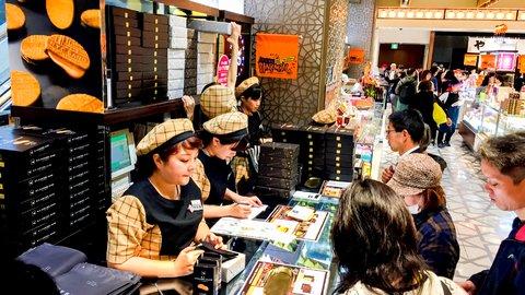 センス良いって言われたい。東京・大丸の人気「手土産」TOP10