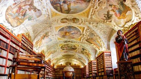 日本も負けてない。オトナが惚れ込む、世界の美しすぎる図書館