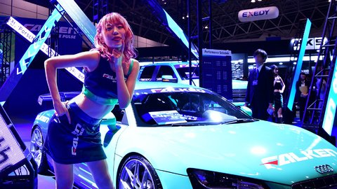 【東京オートサロン2019】誰もがシビれる格好良さ。ロマンが詰まった「車の祭典」開催中