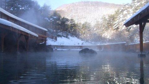 かじかむ体を名湯でじっくり…心落ち着く癒しの人気温泉地TOP10