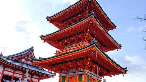 走ってめぐる、京都駅〜清水寺。古都・京都の朝はこんなに美しい