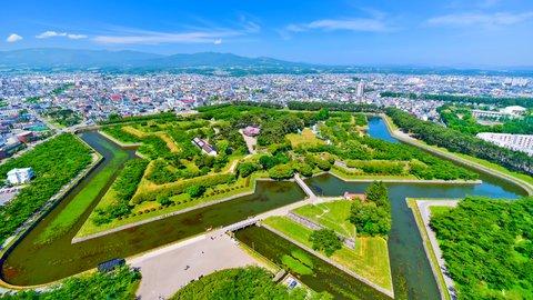 北海道旅行をもっと楽しむ「五稜郭」エリアの人気観光スポットまとめ【2019】