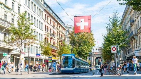 薬局でも予防接種を受けられる。スイスのインフルエンザ事情