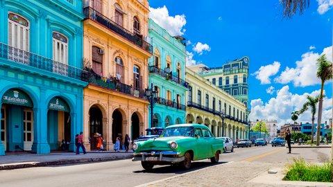 色彩豊かな国々。旅好き女子が選ぶ、2019年に行きたい旅先TOP10