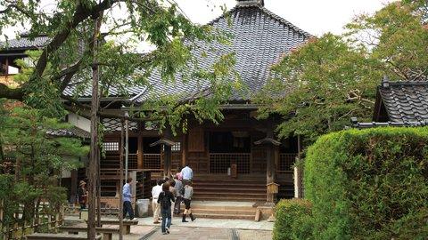 自力脱出不可?仕掛けだらけの迷宮、金沢「忍者寺」の魅力
