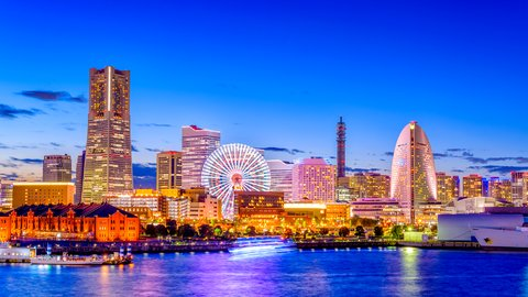 憧れは横浜の夜景。女性からの支持を集める「ホテル」ランキング