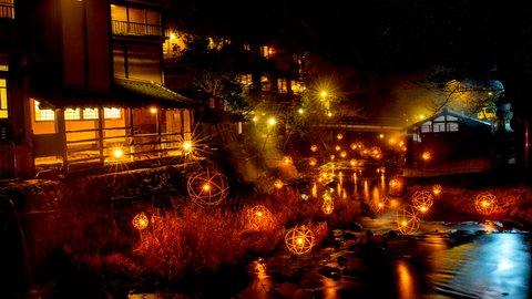 春節期間、日本の温泉に大注目。訪日観光客に人気の観光地ランキング