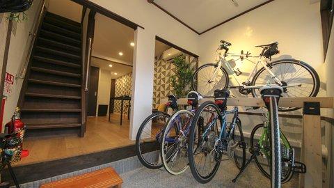 日本の旅は進化する。民泊で「自転車旅」を体験する新たな試み