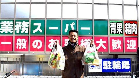 外国人の人気に火がついた「業務スーパー」で、米国人が買いだめしたもの