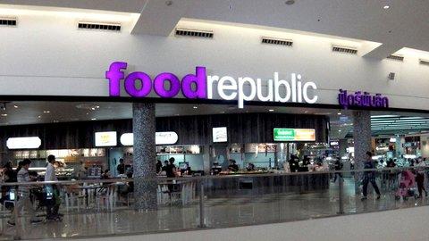 タイの昼食はフードコートで。知っておきたい、安くて美味いタイ料理