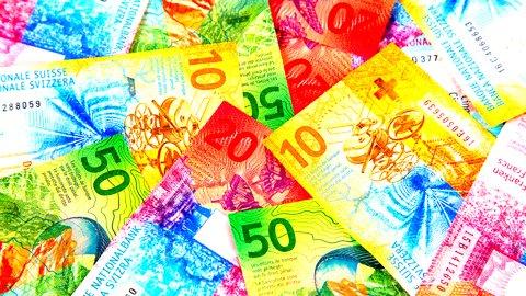世界で最も価値の高い紙幣。新しくなった「1000スイスフラン」