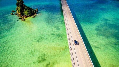 そこにしかない絶景を求めて。ドライブ旅行で行きたい都道府県TOP10