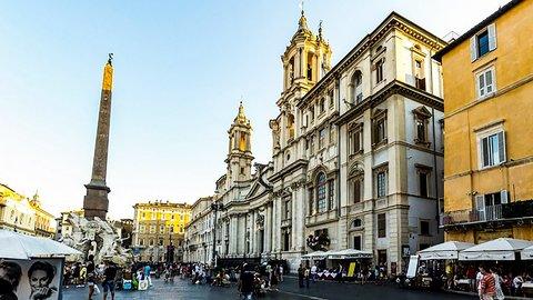 まるで聖堂。ローマの歴史香る17世紀の建物が「ホテル」として蘇る