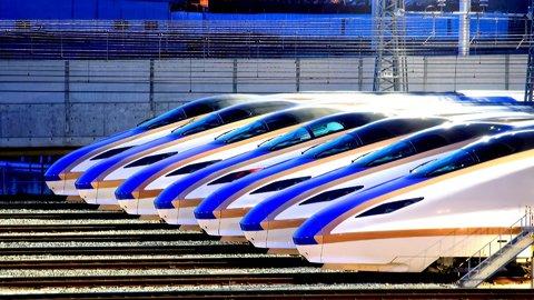 デザインや技術にうっとり。一度は乗りたい「新幹線」ランキング