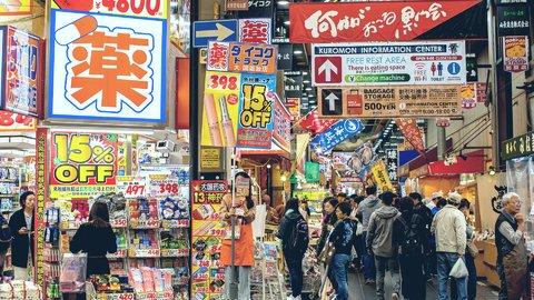 訪日外国人はどこでなに買う?アジア6カ国の意外なリアル