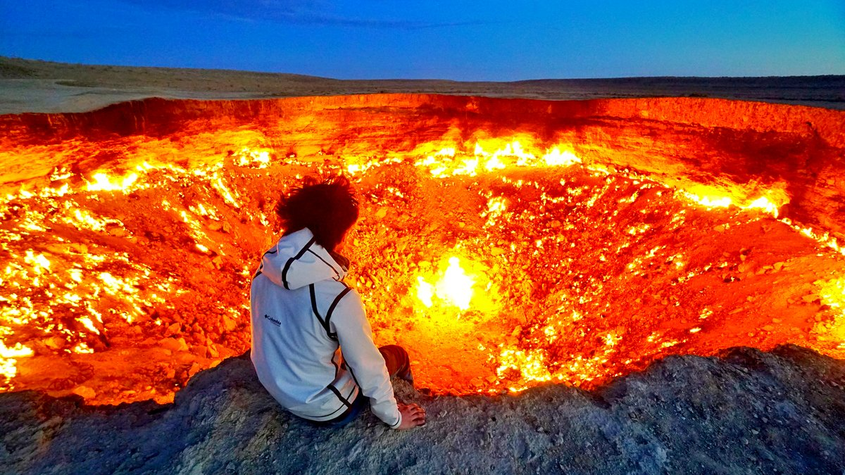 そこは天国か地獄か 美しいけど恐ろしい 世界の絶景スポット5選