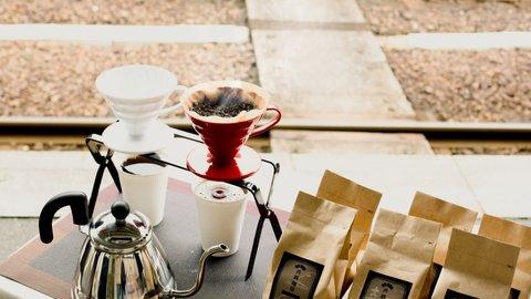 世界一大きなカフェが京都に?ご当地ブレンドが魅力の「丹鉄珈琲」