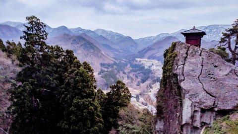 日本遺産・山寺を目指し絶景に触れる…情緒あふれるウルトラマラソン