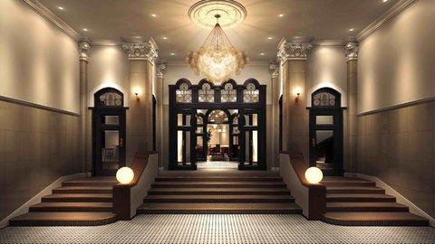 元・将校クラブ。生まれ変わった小樽の美しき「旧越中屋ホテル」