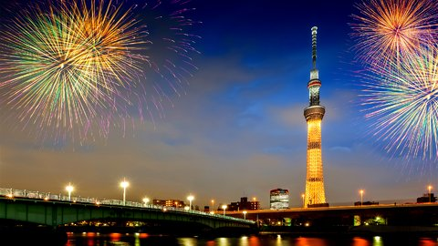 「令和」最初の隅田川花火大会、より快適に見るための3つのポイント