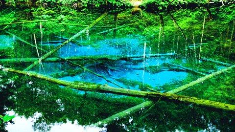 深く澄んだジャパンブルー。日本全国「青の絶景」スポット6選