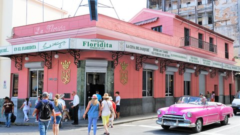 ヘミングウェイの記憶も残る。世界遺産「ハバナ旧市街」をめぐる旅