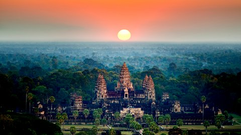 まだ見ぬ魅力あふれる国々へ。「アジア」で行きたい旅行先TOP10