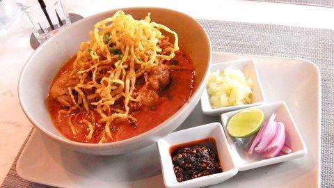 辛そうで辛くない。タイ料理「カオソーイ」がおいしい現地のお店5選