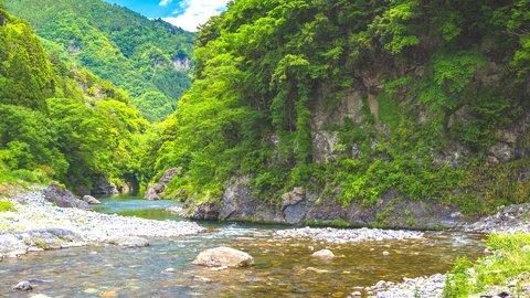 木々とせせらぎに癒される。都心から日帰りOKな関東の「渓谷」7選