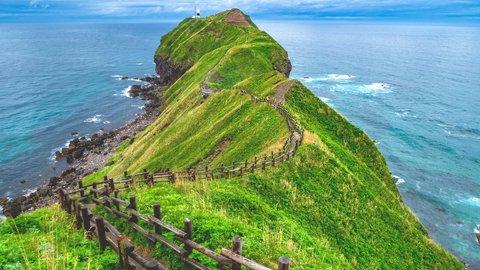 北海道ならではの景色。海を一望できる「岬の絶景スポット」7選