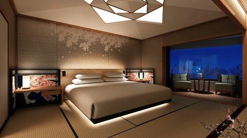 目黒「ホテル雅叙園東京」の新たな和室で、日本の美と文化を再発見